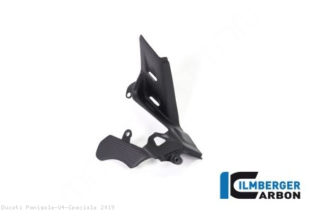 Carbon Fiber Instrument Gauge Cover Kit by Ilmberger Carbon Ducati / Panigale V4 Speciale / 2019