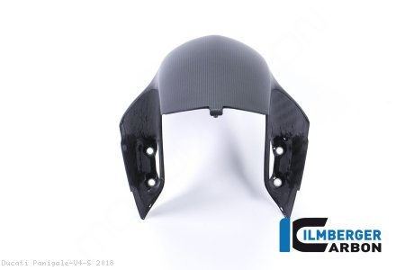 Carbon Fiber Front Fender by Ilmberger Carbon Ducati / Panigale V4 S / 2018