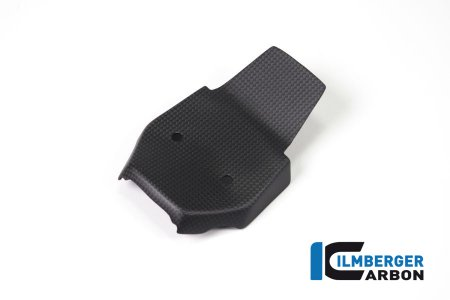Carbon Fiber License Plate Holder by Ilmberger Carbon