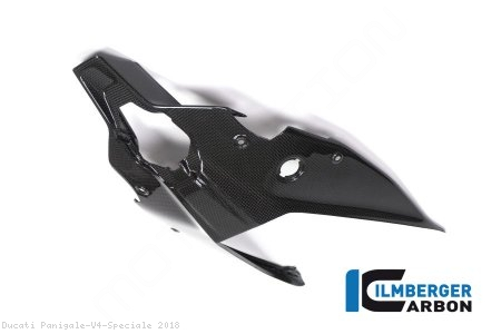 Carbon Fiber Rear Undertail Cover by Ilmberger Carbon Ducati / Panigale V4 Speciale / 2018