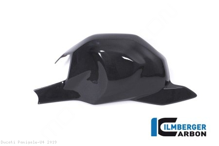 Carbon Fiber Swingarm Cover by Ilmberger Carbon Ducati / Panigale V4 / 2019