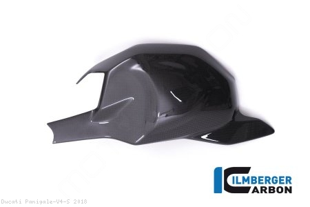 Carbon Fiber Swingarm Cover by Ilmberger Carbon Ducati / Panigale V4 S / 2018