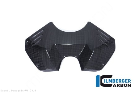 Carbon Fiber Upper Tank Cover by Ilmberger Carbon Ducati / Panigale V4 / 2019