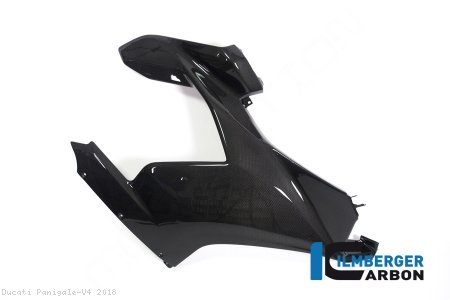 Carbon Fiber Right Side Fairing Panel by Ilmberger Carbon Ducati / Panigale V4 / 2018