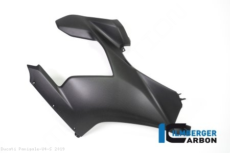 Carbon Fiber Right Side Fairing Panel by Ilmberger Carbon Ducati / Panigale V4 S / 2019