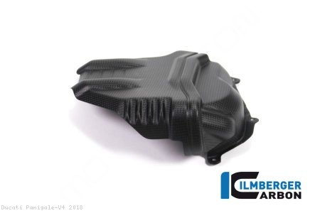 Carbon Fiber Left Side Cylinder Head Cover by Ilmberger Carbon Ducati / Panigale V4 / 2018