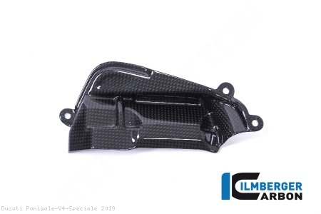 Carbon Fiber Right Side Cylinder Head Cover by Ilmberger Carbon Ducati / Panigale V4 Speciale / 2019