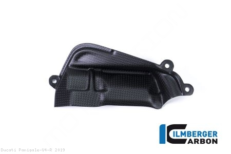 Carbon Fiber Right Side Cylinder Head Cover by Ilmberger Carbon Ducati / Panigale V4 R / 2019