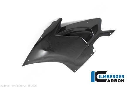Carbon Fiber Left Side Fairing Panel by Ilmberger Carbon Ducati / Panigale V4 R / 2020