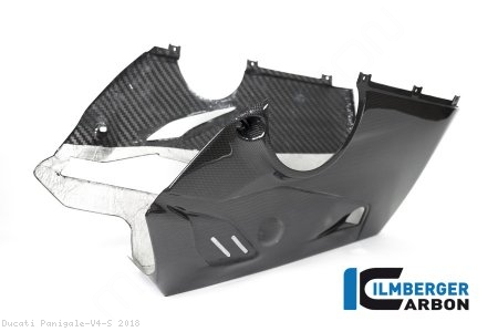 Carbon Fiber Bellypan by Ilmberger Carbon Ducati / Panigale V4 S / 2018