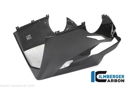 Carbon Fiber Bellypan by Ilmberger Carbon Ducati / Panigale V4 / 2019