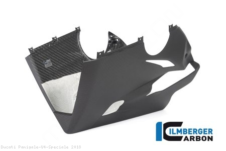 Carbon Fiber Bellypan by Ilmberger Carbon Ducati / Panigale V4 Speciale / 2018