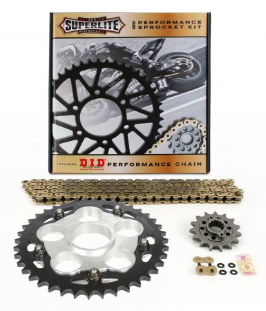 "Superlite S Series Direct Replacement ""Quick Change"" Steel Sprocket Kit"