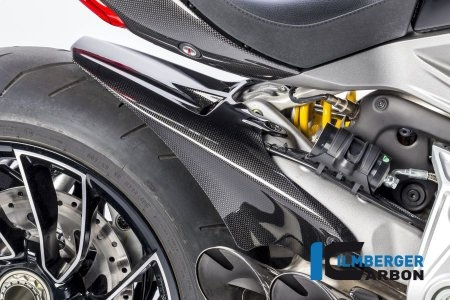 Carbon Fiber Rear Hugger by Ilmberger Carbon Ducati / XDiavel S / 2018
