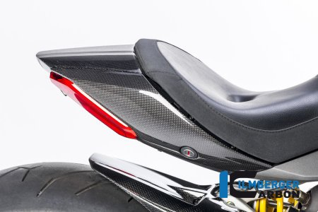 Carbon Fiber Right Tail Fairing by Ilmberger Carbon