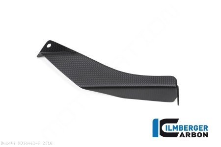 Carbon Fiber Belt Cover by Ilmberger Carbon Ducati / XDiavel S / 2016