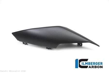 Carbon Fiber Left Tail Fairing by Ilmberger Carbon Ducati / XDiavel S / 2016