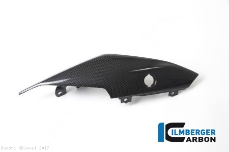 Carbon Fiber Right Tail Fairing by Ilmberger Carbon Ducati / XDiavel / 2017