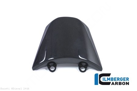Carbon Fiber Passenger Seat Cover by Ilmberger Carbon Ducati / XDiavel / 2016