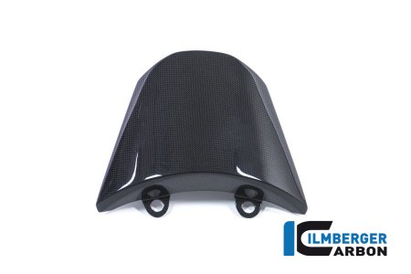 Carbon Fiber Passenger Seat Cover by Ilmberger Carbon