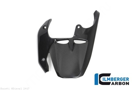 Carbon Fiber Rear Hugger by Ilmberger Carbon Ducati / XDiavel / 2017