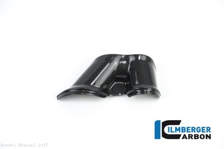 Carbon Fiber Swingarm Cover by Ilmberger Carbon Ducati / XDiavel / 2017