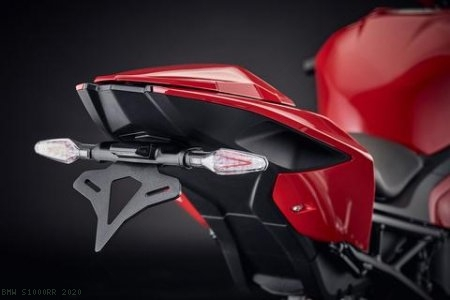 Tail Tidy Fender Eliminator by Evotech Performance BMW / S1000RR / 2020