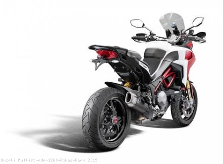 Tail Tidy Fender Eliminator by Evotech Performance Ducati / Multistrada 1260 Pikes Peak / 2019