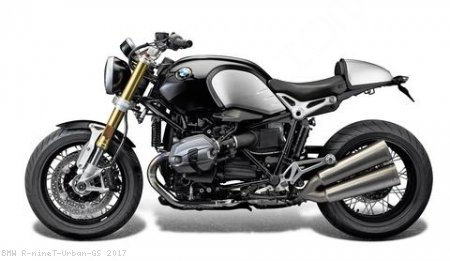 Tail Tidy Fender Eliminator by Evotech Performance BMW / R nineT Urban GS / 2017