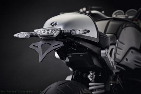 Tail Tidy Fender Eliminator by Evotech Performance BMW / R nineT Scrambler / 2017