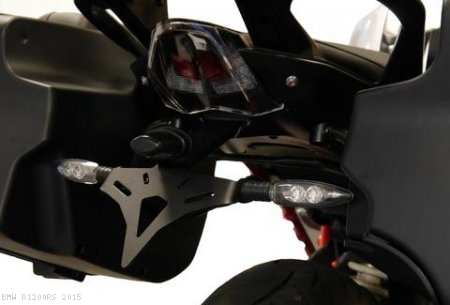 Tail Tidy Fender Eliminator by Evotech Performance BMW / R1200RS / 2015