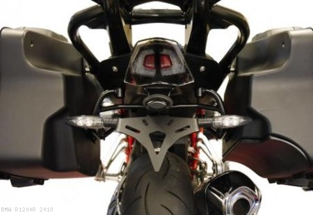 Tail Tidy Fender Eliminator by Evotech Performance BMW / R1200R / 2018