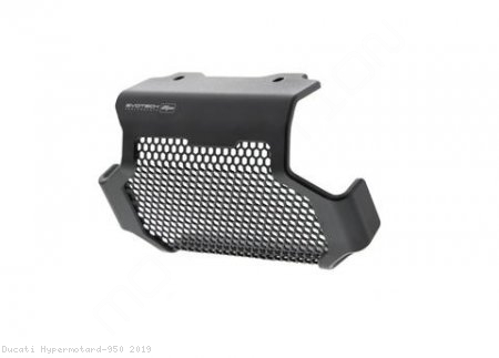 Oil Cooler Guard by Evotech Performance Ducati / Hypermotard 950 / 2019