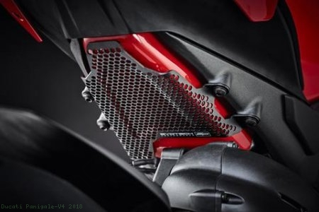 Passenger Peg Blockoff Kit by Evotech Performance Ducati / Panigale V4 / 2018