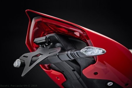 Tail Tidy Fender Eliminator by Evotech Performance Ducati / Panigale V4 S / 2019