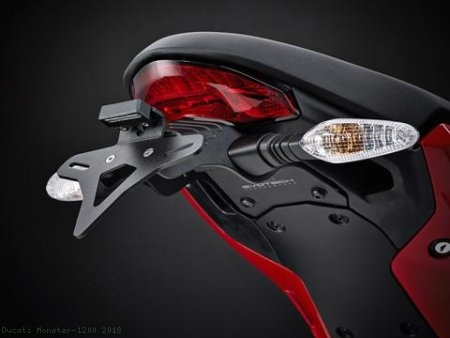 Tail Tidy Fender Eliminator by Evotech Performance Ducati / Monster 1200 / 2018