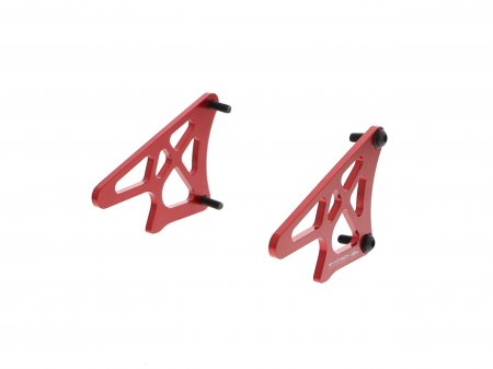 GP Style Paddock Stand Plates by Evotech Performance