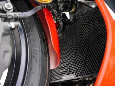 Radiator Guard by Evotech Performance Honda / CBR650F / 2014