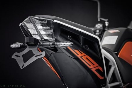 Tail Tidy Fender Eliminator by Evotech Performance KTM / 390 Duke / 2019