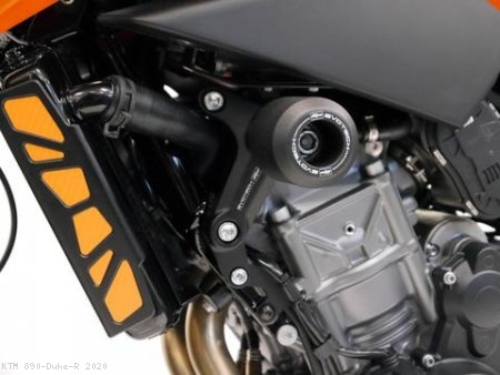 Frame Sliders by Evotech Performance KTM / 890 Duke R / 2020