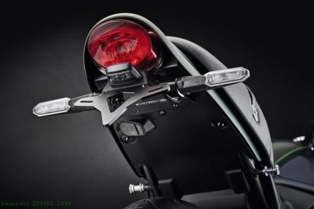 Tail Tidy Fender Eliminator by Evotech Performance Kawasaki / Z900RS / 2019