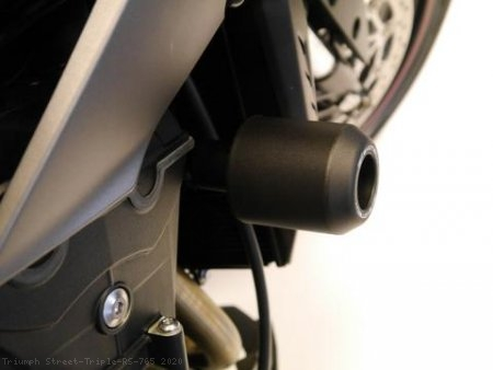 Frame Sliders by Evotech Performance Triumph / Street Triple RS 765 / 2020