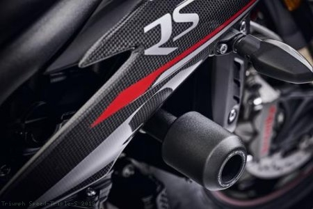 Frame Sliders by Evotech Performance Triumph / Speed Triple S / 2019