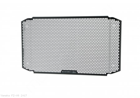 Radiator Guard by Evotech Performance Yamaha / FZ-09 / 2017