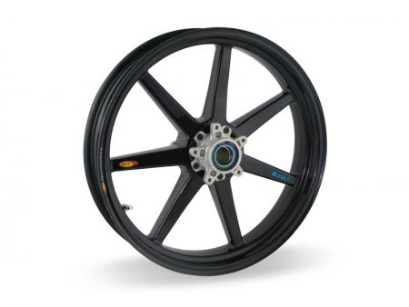 7 Spoke Carbon Fiber Front Wheel By BST