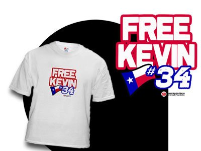 Motovation FREE KEVIN #34 T-Shirt