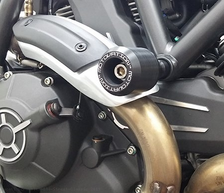 Frame Sliders by Motovation Accessories Ducati / Scrambler 800 Street Classic / 2019
