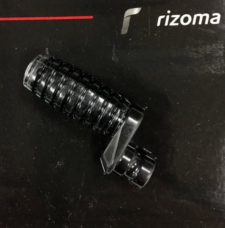 Rizoma replacement toe peg for rearsets