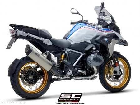 SC1-R GT Exhaust by SC-Project BMW / R1250GS / 2019