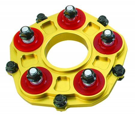 Superlite 5 Piece Polyurethane Cush Drive Set